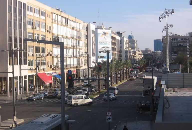 מנעולן בתל אביב אבן גבירול