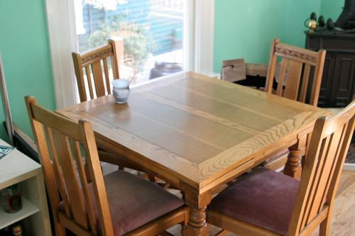 כיצד למצוא את גובה שולחן האוכל המושלם