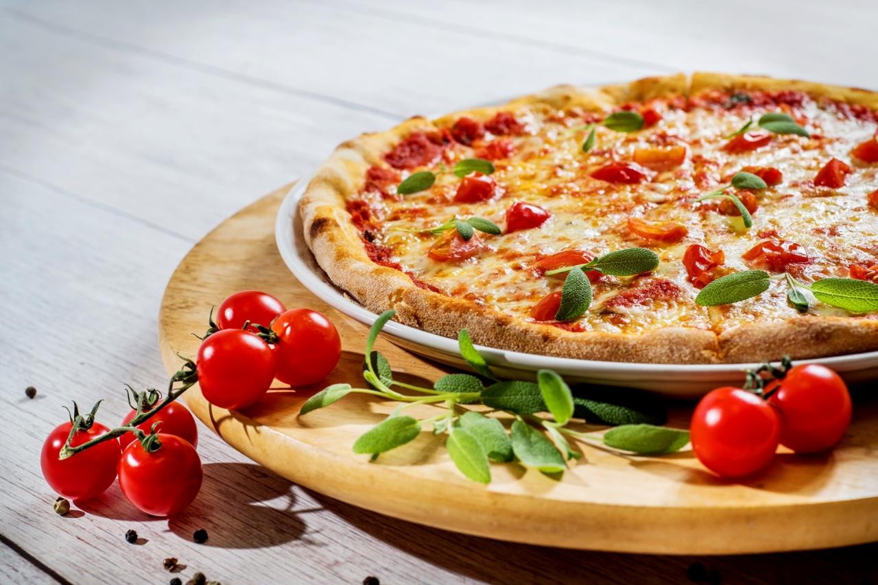 6 דרכים להפוך את הפיצה להרבה יותר בריאה